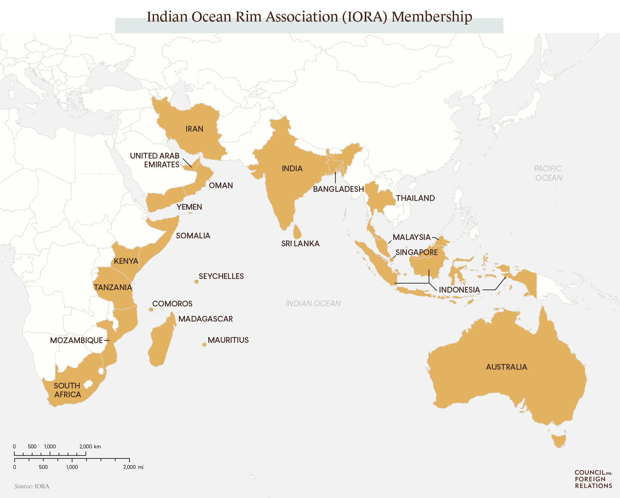 The U S  Indo-Pacific Strategy Needs More Indian Ocean