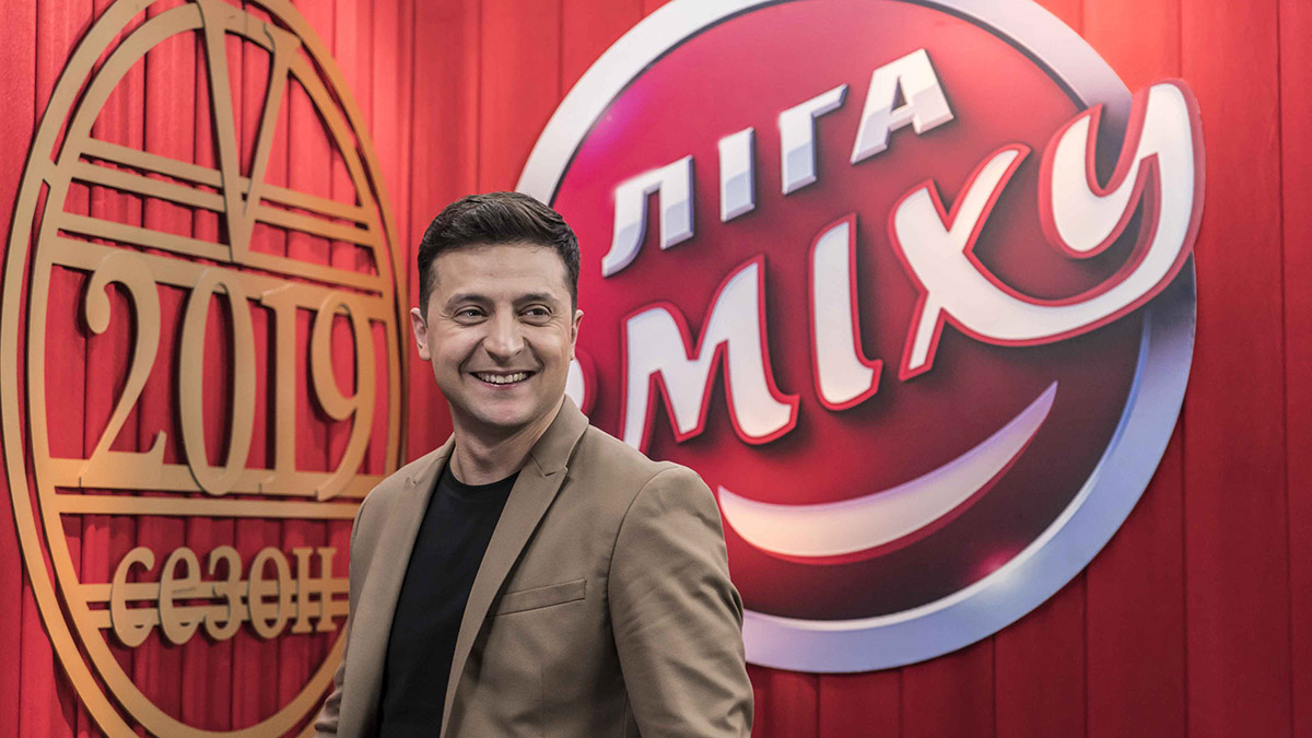 Why Ukraine Might Make a TV Actor Its President | Council on