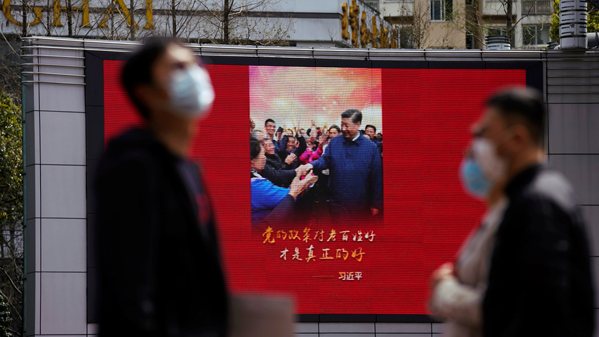 How China Ramped Up Disinformation Efforts During the Pandemic