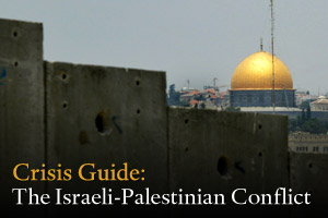 Crisis Guide: The Israeli-Palestinian Conflict