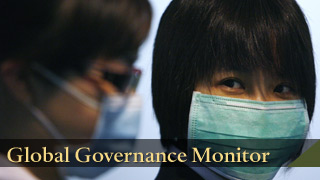 Global Governance Monitor: Health