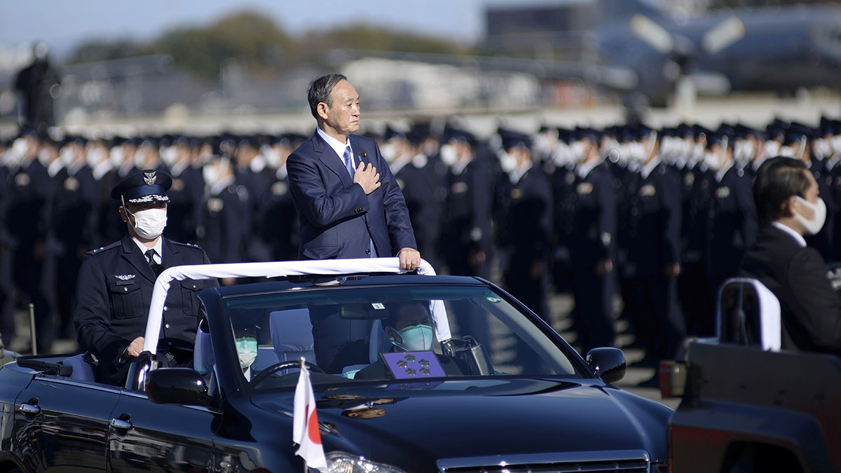 How Japan Is Upgrading Its Military