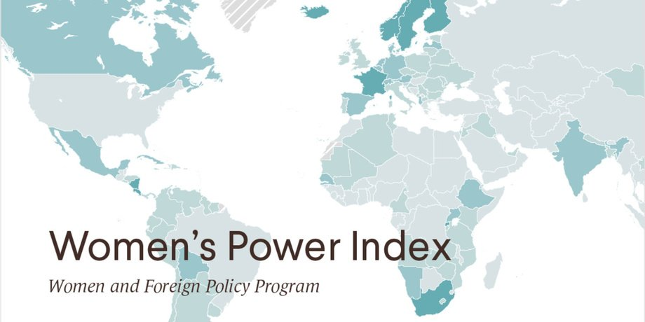 Women's Power Index