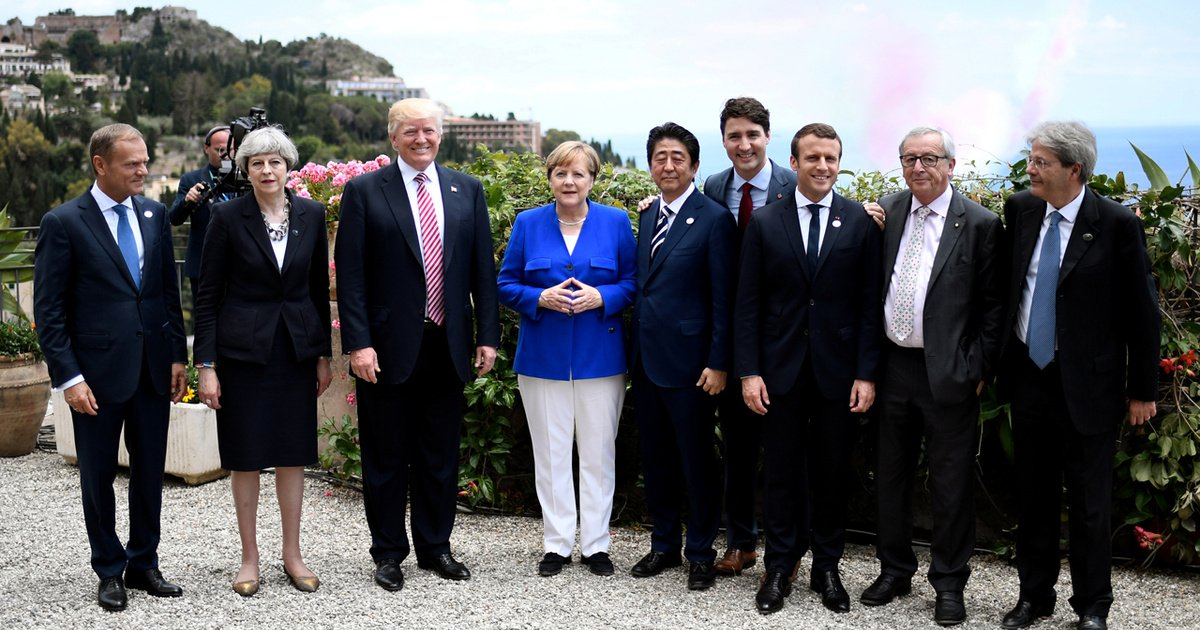 The G7 and the Future of Multilateralism | Council on Foreign ...