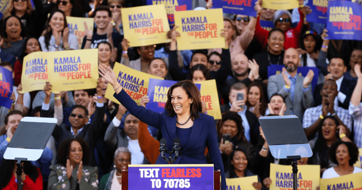 Meet Kamala Harris Democratic Presidential Candidate Council On Foreign Relations