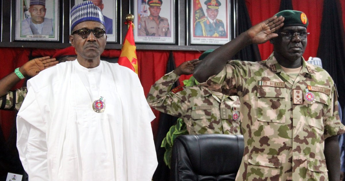 Buhari's Dictatorial Past and the Rule of Law Today in Nigeria