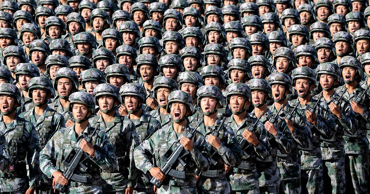 China's Modernizing Military | Council on Foreign Relations