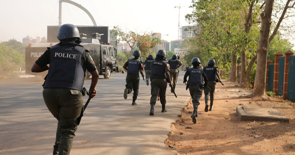 Nigeria Launches Community Policing Initiative | Council on Foreign  Relations