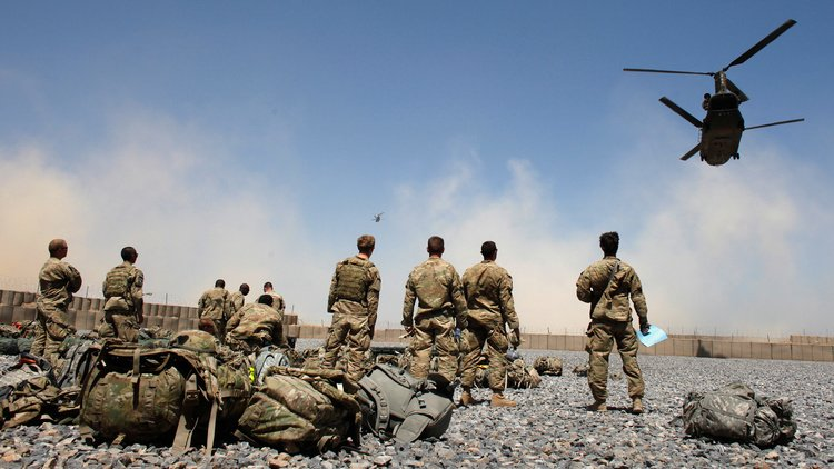 Ein ganzes Leben lang Krieg gegen Afghanistan